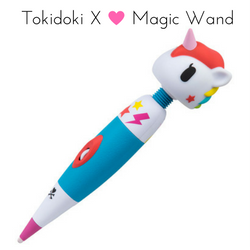 Tokidoki X Lovehoney Unicorn Wand