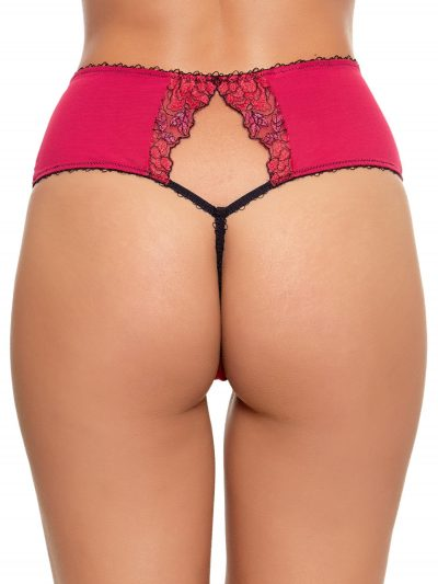 santana high waisted thong