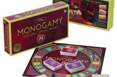 Monogamy Board Game for Couples