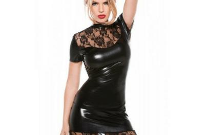 5 of the Best Wet Look Dresses