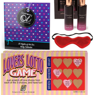 sexy valentines day gifts under £10